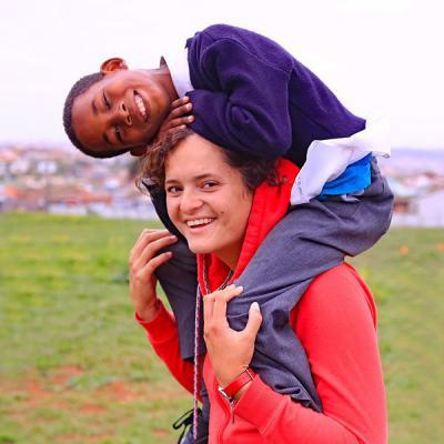 Ramona-Stage Zuid Afrika