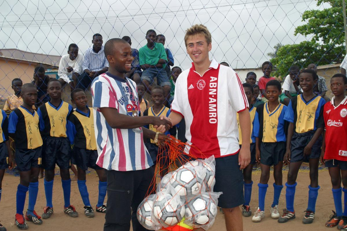 Ghana Vrijwilligerswerk
