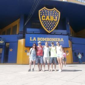 Argentinië-Boca