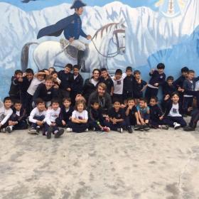 Sport vrijwilligerswerk Argentinië