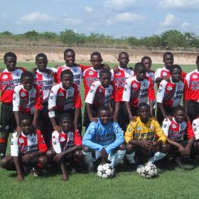 Sport vrijwilligerswerk Ghana