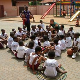 Vrijwilligerswerk Ghana
