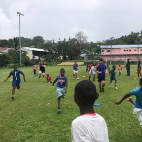 Saint Lucia Summer camp