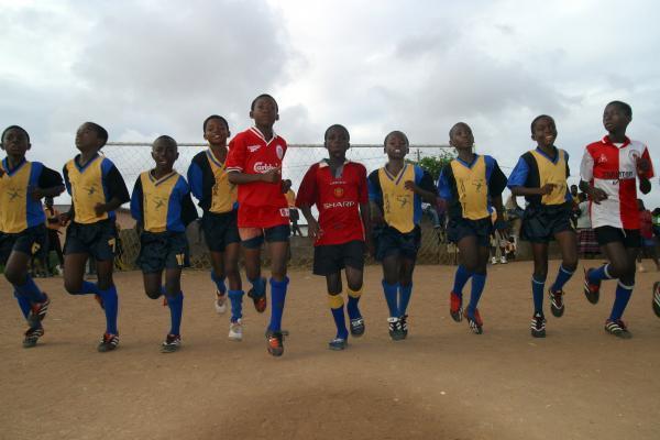 Vrijwilligerswerk Football