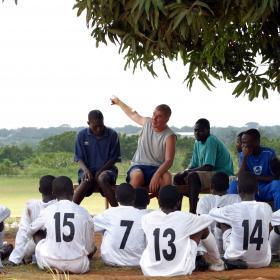 Vrijwilligerswerk Voetbalacademie Ghana I