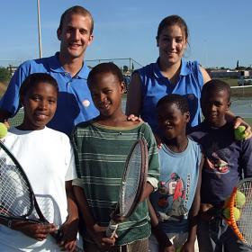 Sport vrijwilligerswerk Zuid Afrika